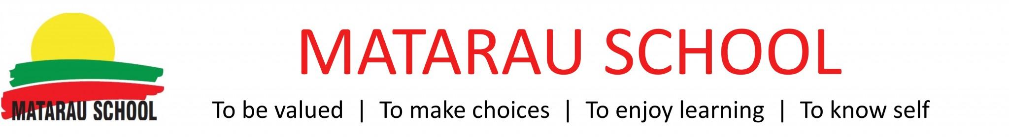 Matarau School Logo
